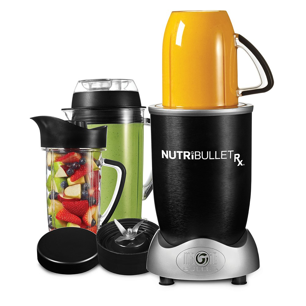 Nutribullet RX Reviews