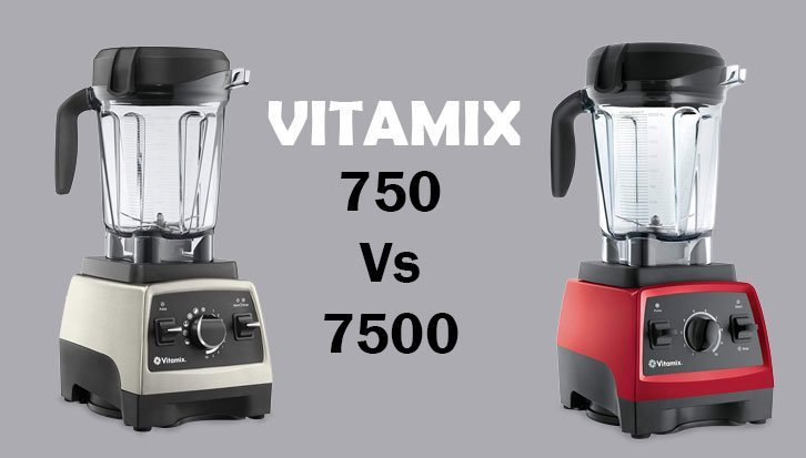 Vitamix 7500 Vs 7500
