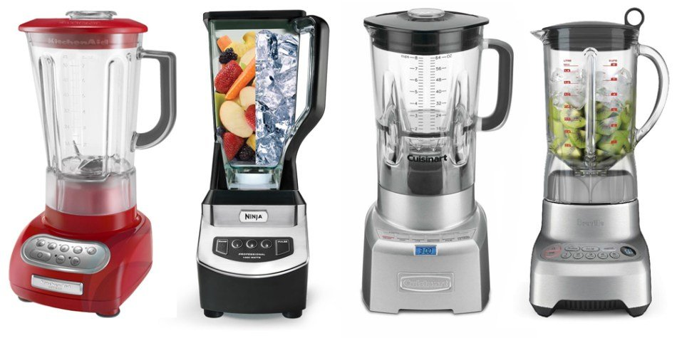Easy To Clean Blenders
