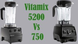 Vitamix 5200 vs 750 - Check which One To Pick & Why?